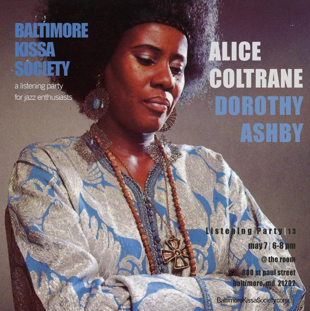 Alice Coltrane, 1937-2007