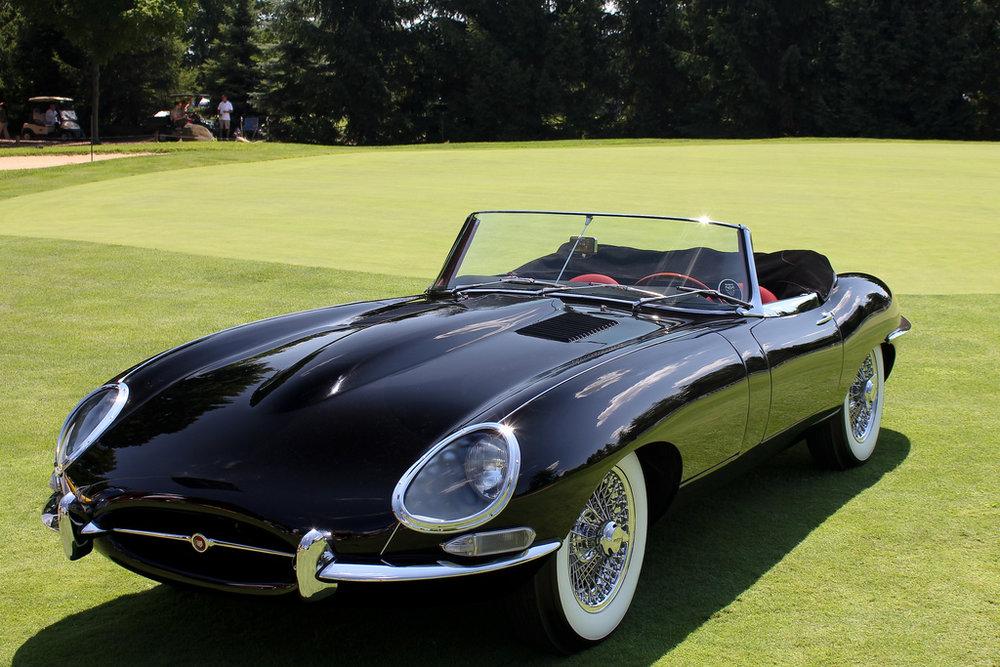 1964 Jaguar Series 1 XKE Convertible