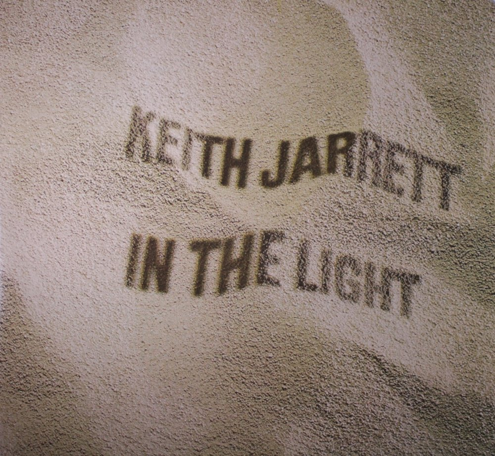 Barbara Wojirsch's design for Keith Jarrett's  In the Light  (1973).