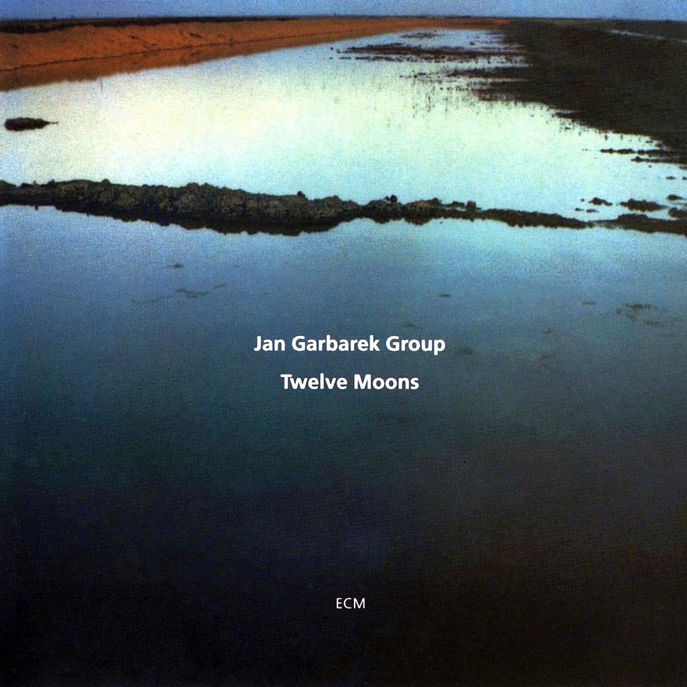 Barbara Wojirsch's design for Jan Garbarek's  Twelve Moons  (1992)