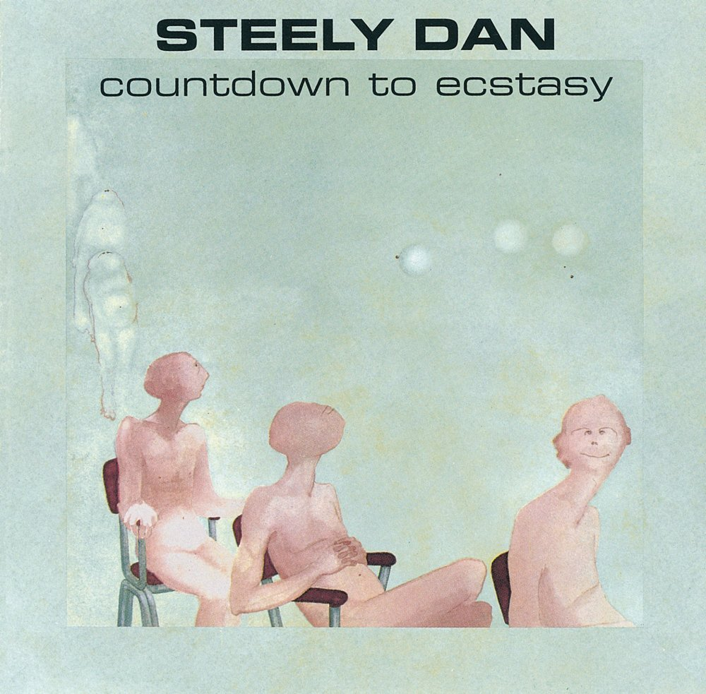 Steely Dan,  Countdown to Ecstacy,  1973, ABC Records