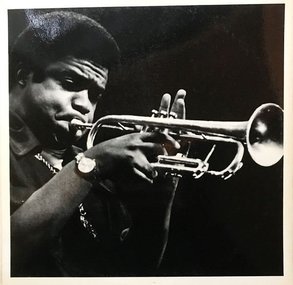 "Inner sleeve photo for Freddie Hubbard's ""The Hub of Hubbard,"" 1970"