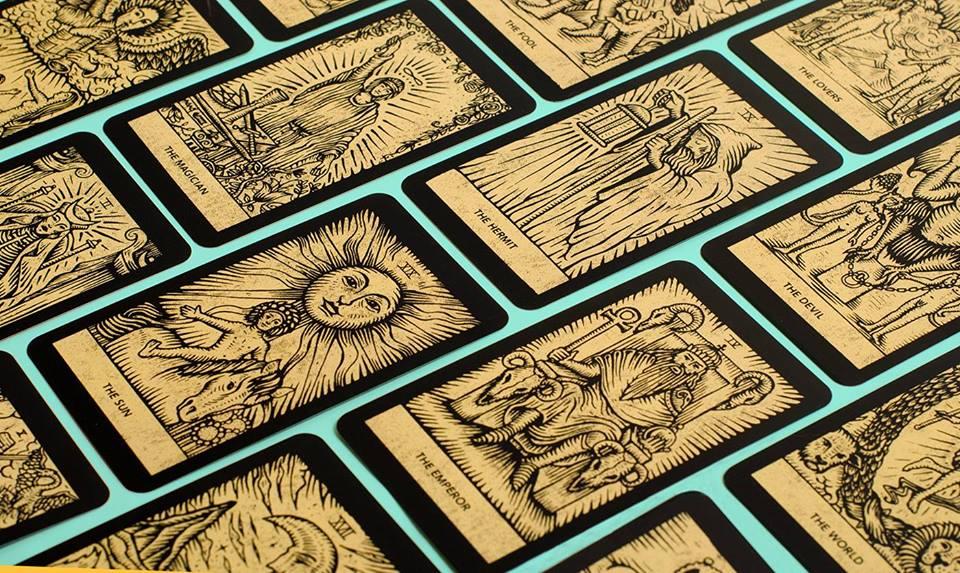 Introduction to Tarot — TEMPLE