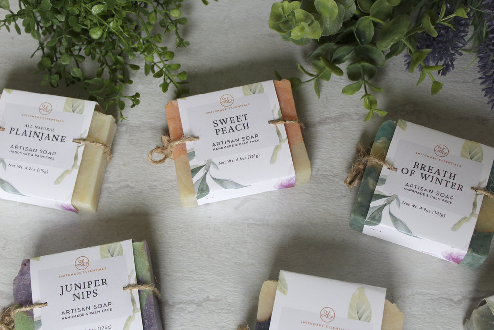 Smithmade Essentials - Fun & Fragrant Artisan Handmade Soaps!