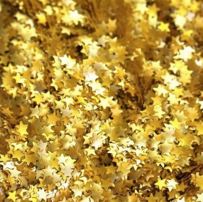 GOLD SUGAR STARS