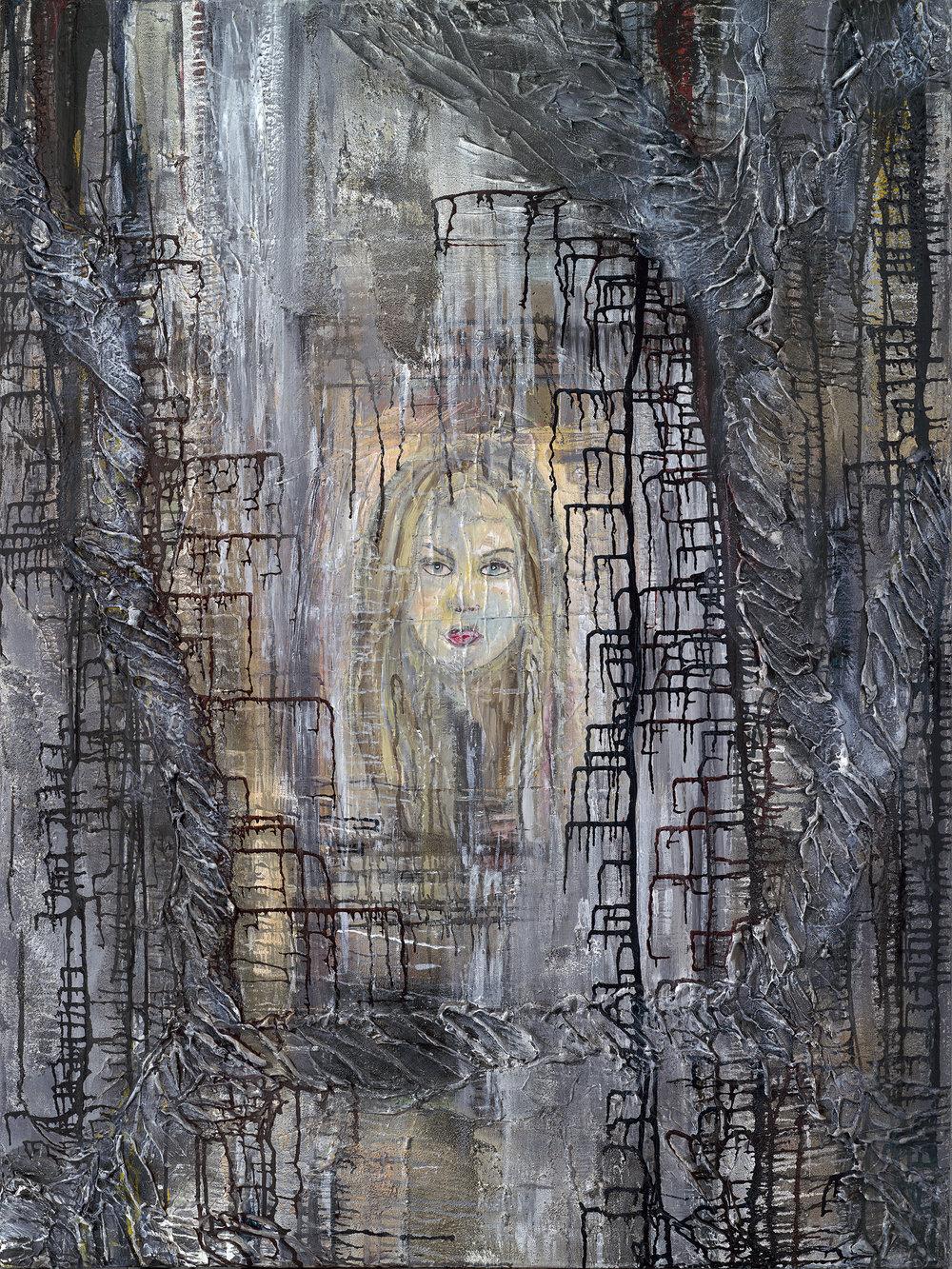 "Transfusion #18 - ""Self-Portrait"""