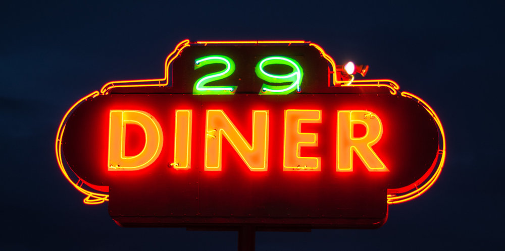 The 29 Diner is in Fairfax, VA. It's been open for more than 50 years.