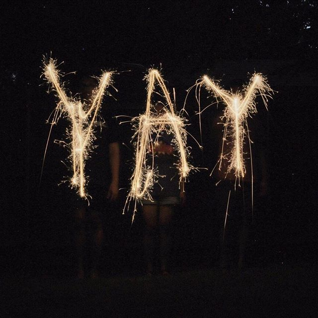 Yay to you, America! 🇺🇸🇺🇸 #happy4th #merica