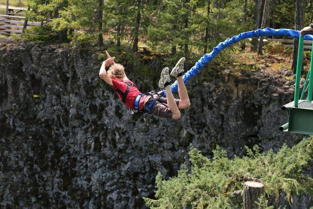 Whistler Bungee Jump