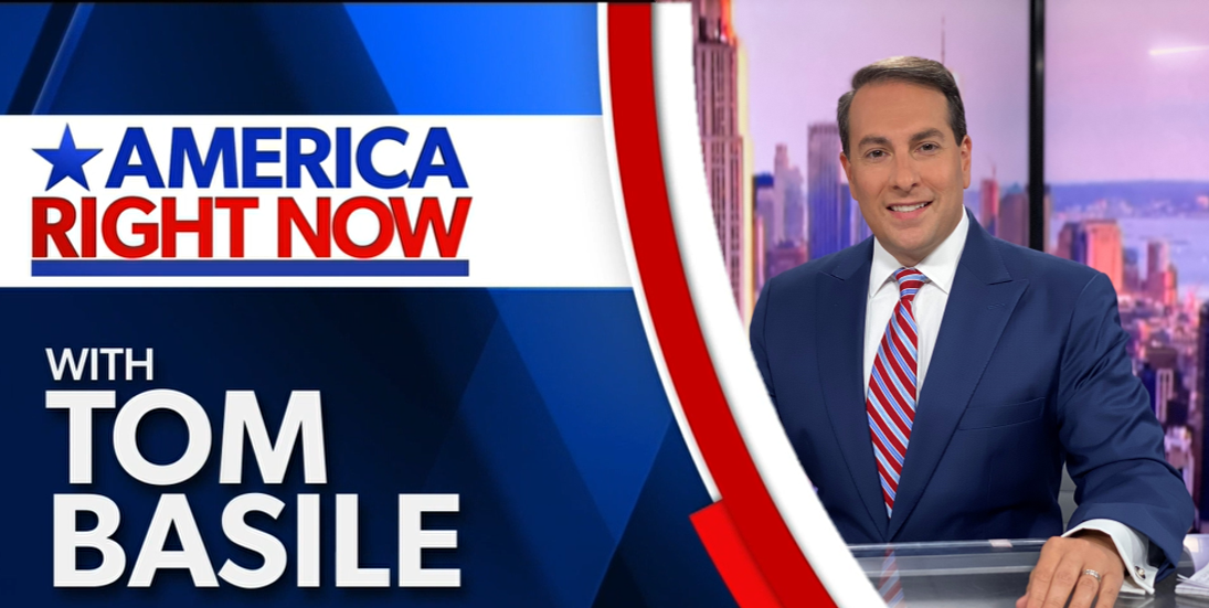Newsmax Newsmax Tv Debuts Tom Basile S America Right Now Tom Basile