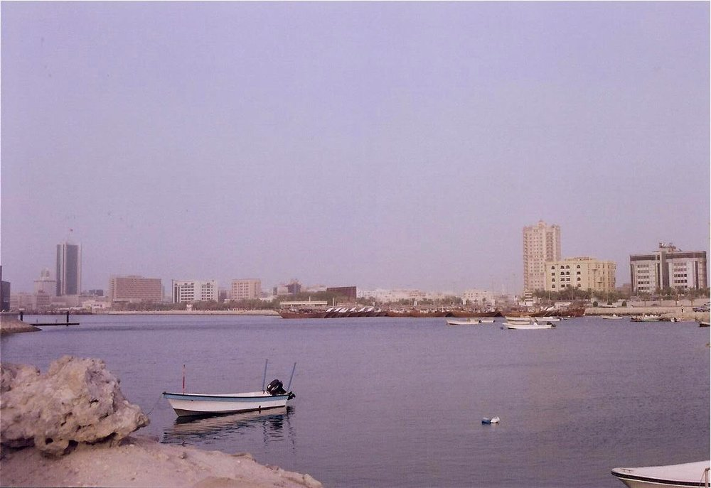 Muharraq, Bahrain. Photo: Hebah Fisher