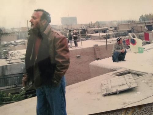 Basir Beria, The Kite Runner