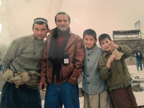 Basir, The Kite Runner