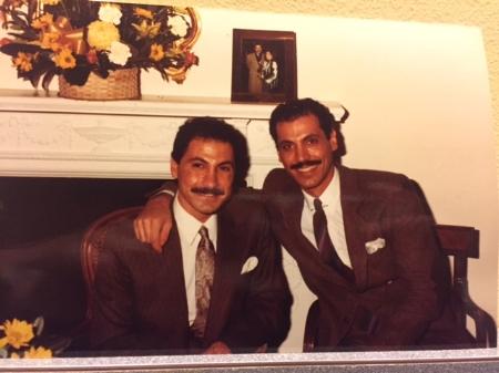 Yasir and Anas Shallal