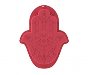 LARGE FATIMA HAND CAKE MOLD  $38 USD