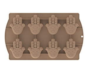 SMALL FATIMA HAND CAKE MOLD    $33 USD