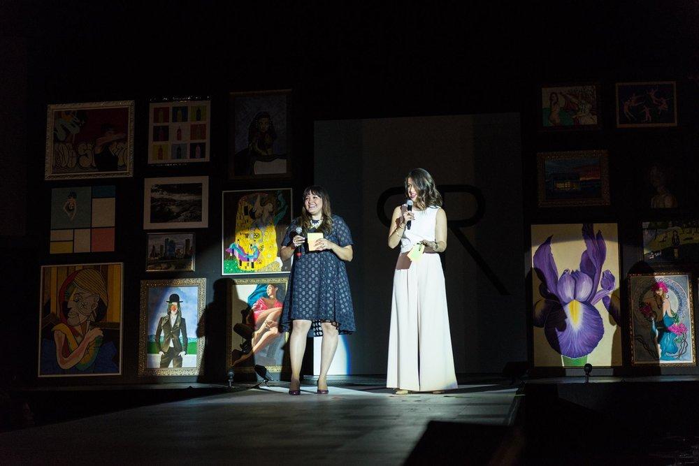 Producers Jennifer Brugliera & Kristina Lopez