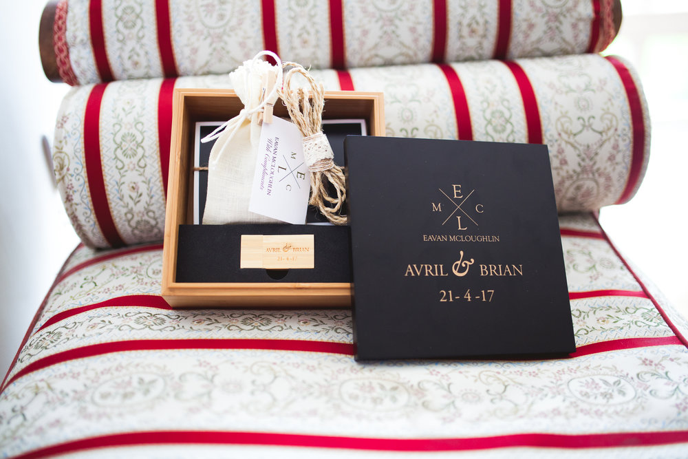 Sligo Wedding Photographer - Photo Presentation Boxes