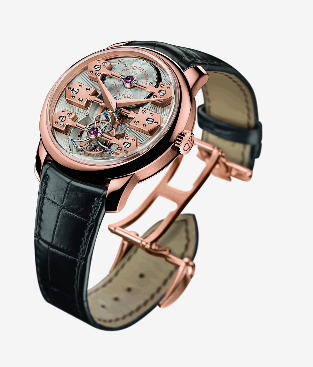 Tourbillon Watch Prize: