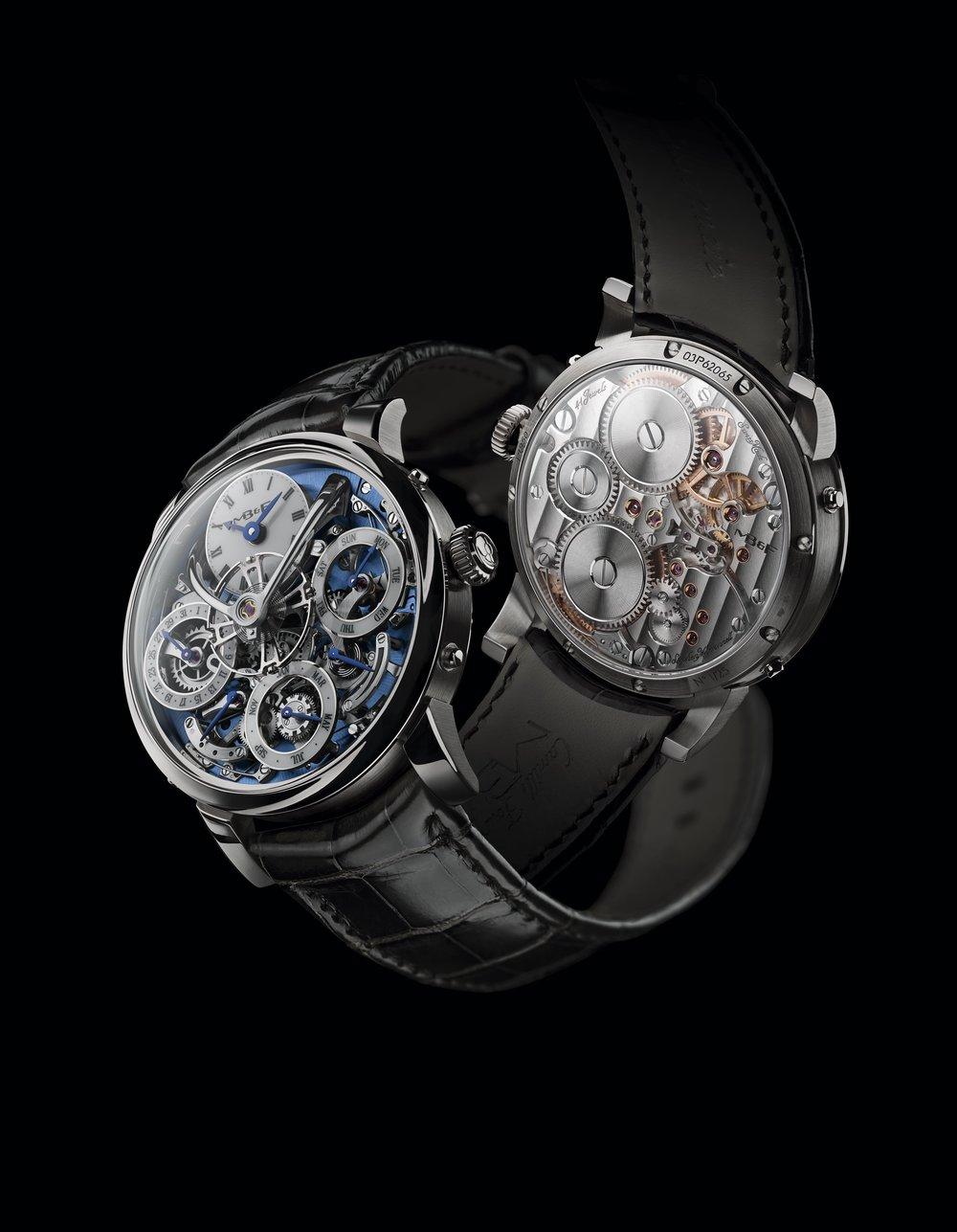 Calendar Watch Prize: