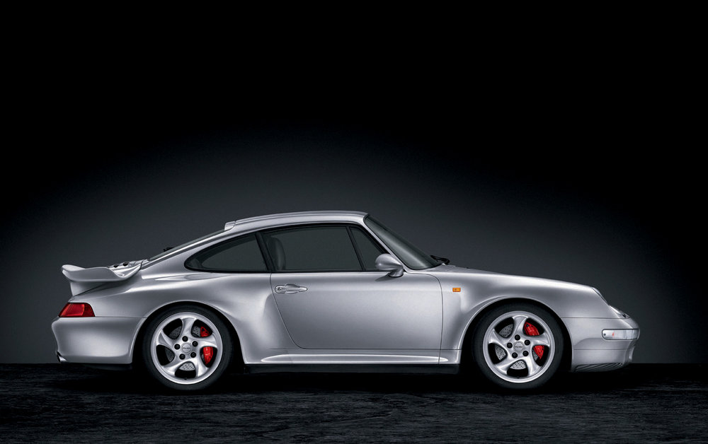 The Porsche 911 993 Turbo
