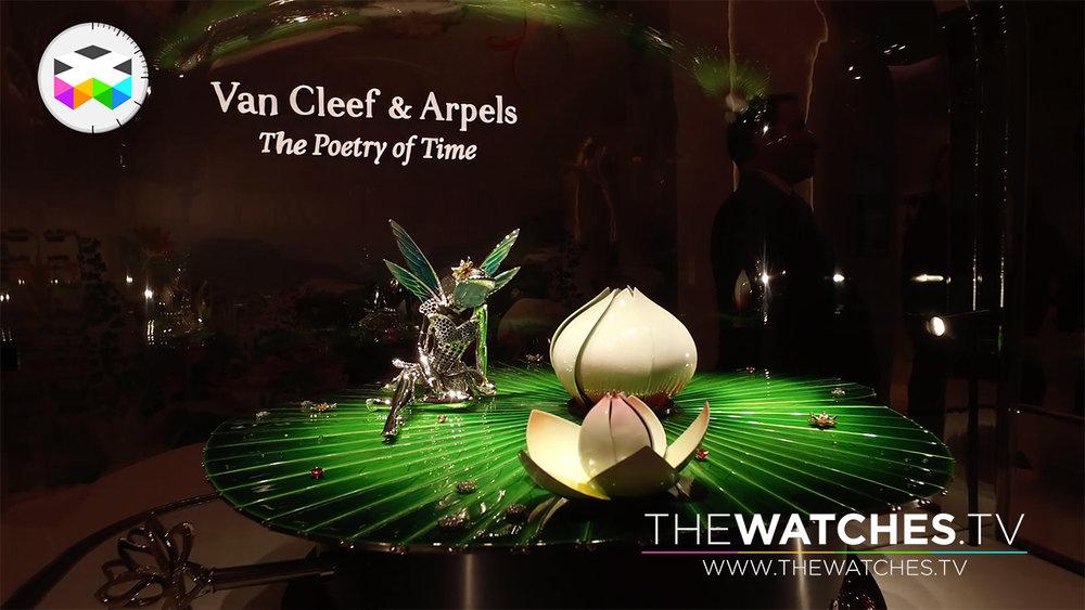 Van Cleef & Arpels - Fée Ondine Automata