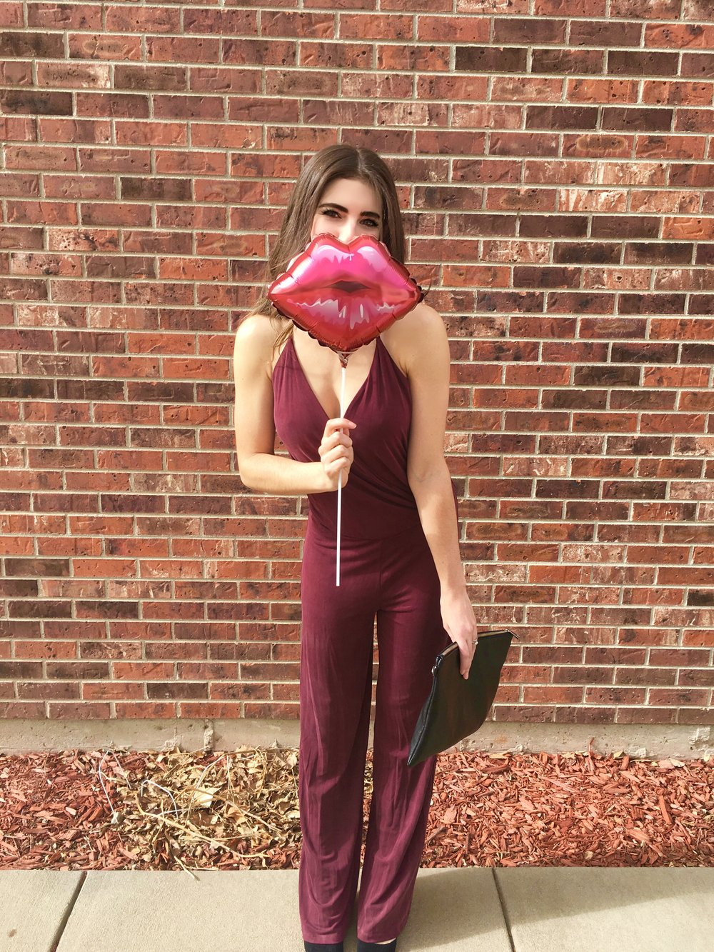 Similar Jumpsuit from Lulu's