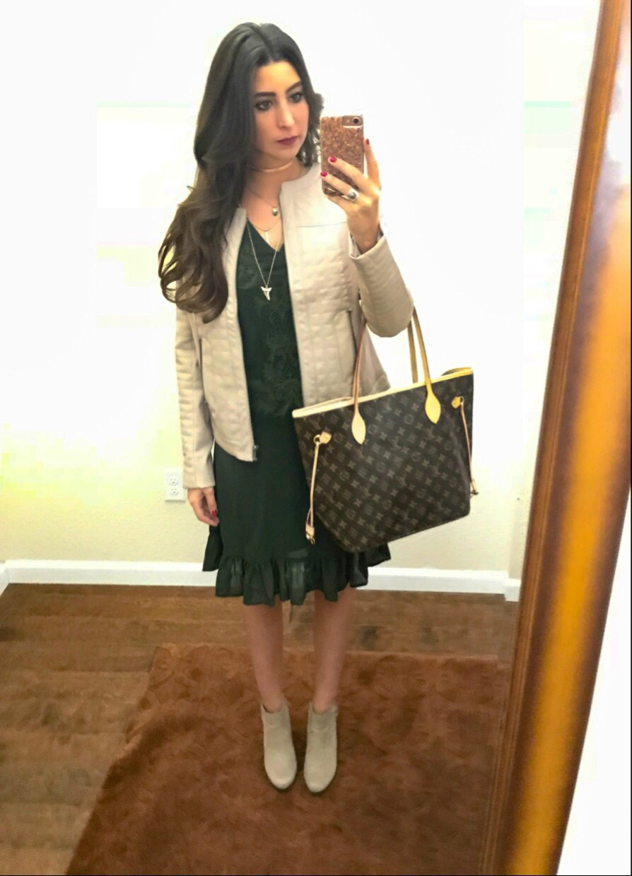 OOTD - Occasion: ELF the Musical & a late brunch at EDGEDecember 2017Outfit Details