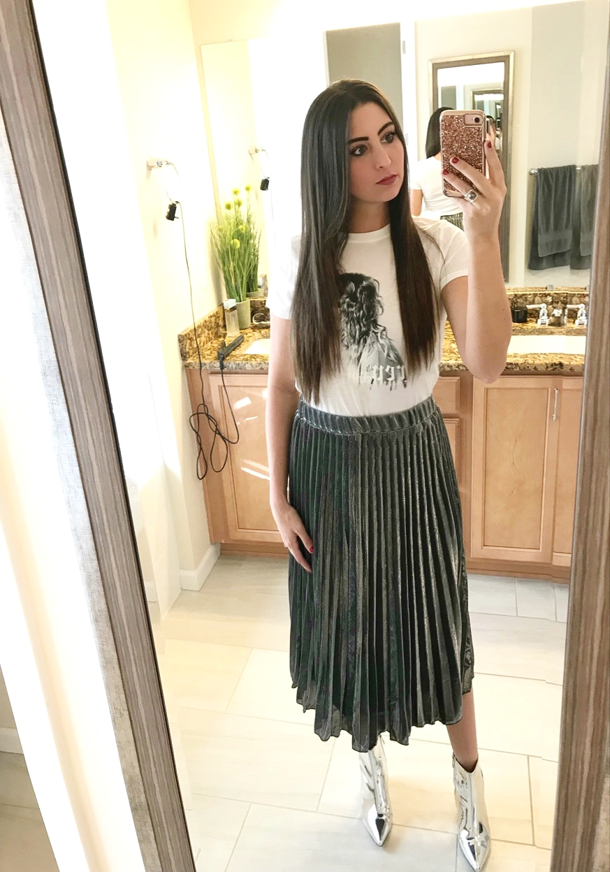 OOTD - Occasion: Dinner & drinks at Rio GrandeDecember 2017Outfit Details