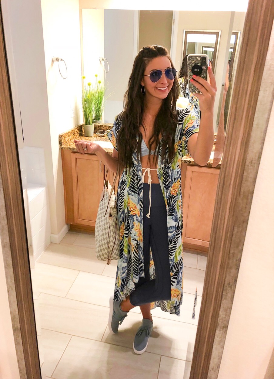 OOTD - April 2018Occasion: Traveling to Miami Beach, MODIS Circle of Excellence, Top Performers AwardsOutfit Details