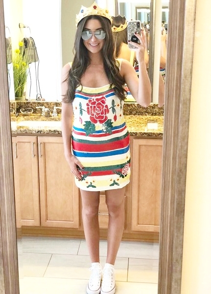OOTD - July 2018Occasion: Party bus to the Renaissance FestivalOutfit Details
