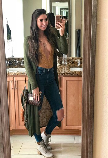 OOTD - October 2018Occasion: Colorado State University HomecomingOutfit Details