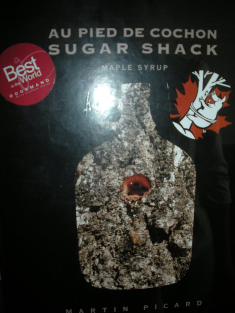 Sugar Shack Cookbook - Souvenir