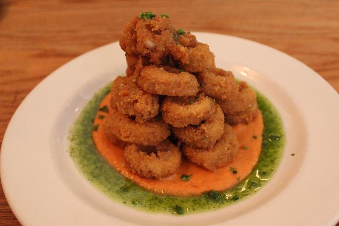 Buttermilk Fried Calamari