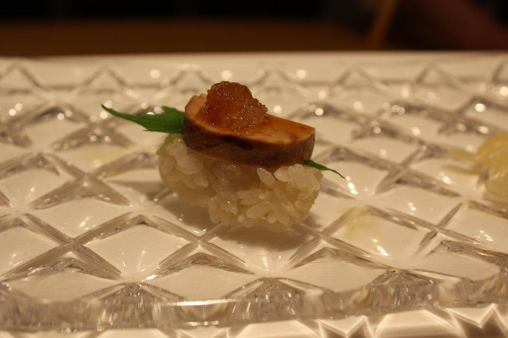 15. Monk Fish Liver