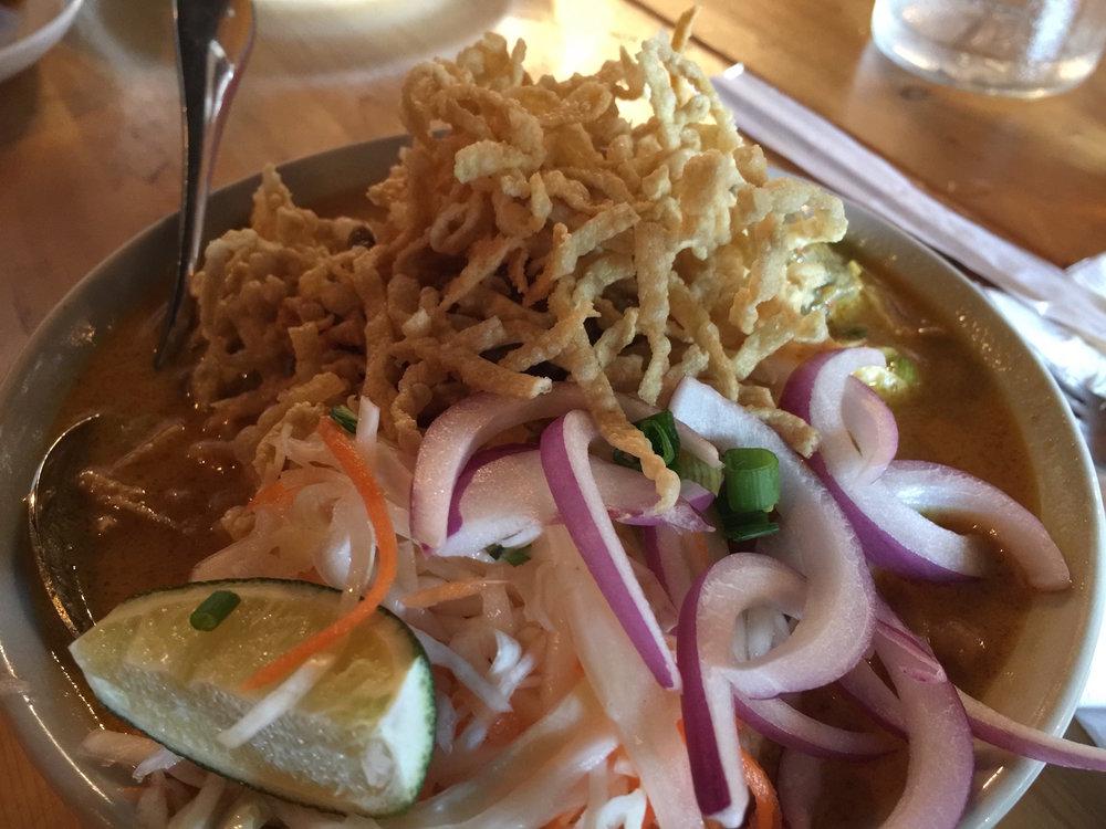 Beef Khao Soi
