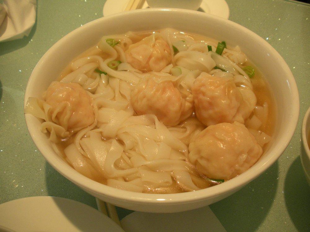 Shrimp Wonton Noodle