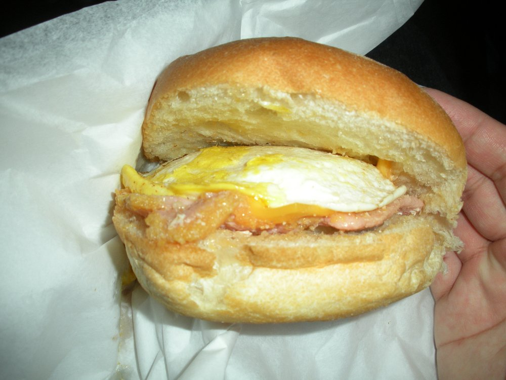 Breakfast On A Bun