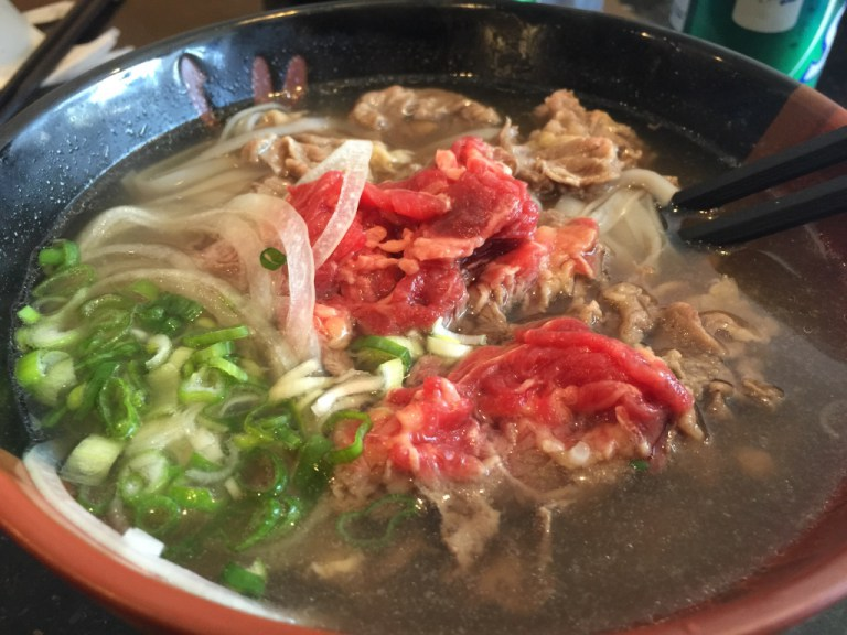 Ox Noodle — CHEAT DAY EVERY DAY