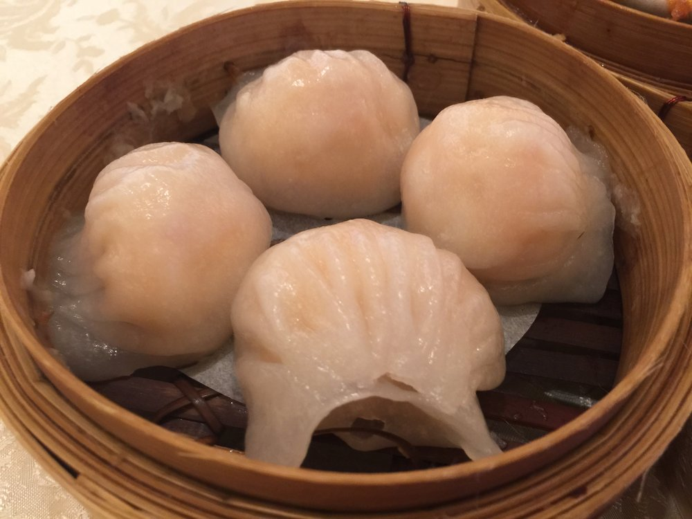 Hargow (Shrimp Dumplings)