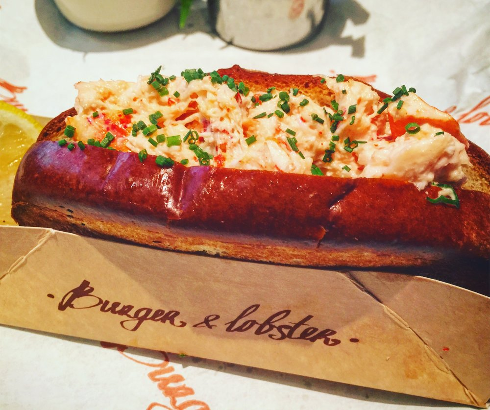 Original Lobster Roll