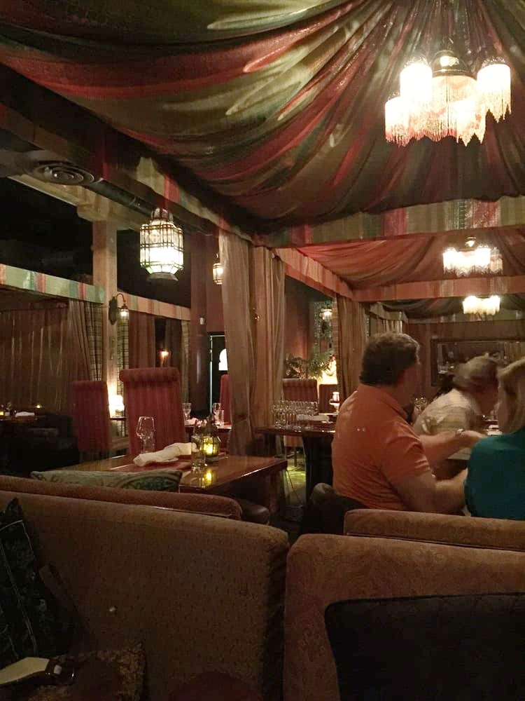 Inside & The Sultanu0027s Tent u0026 Cafe Moroc u2014 CHEAT DAY EVERY DAY