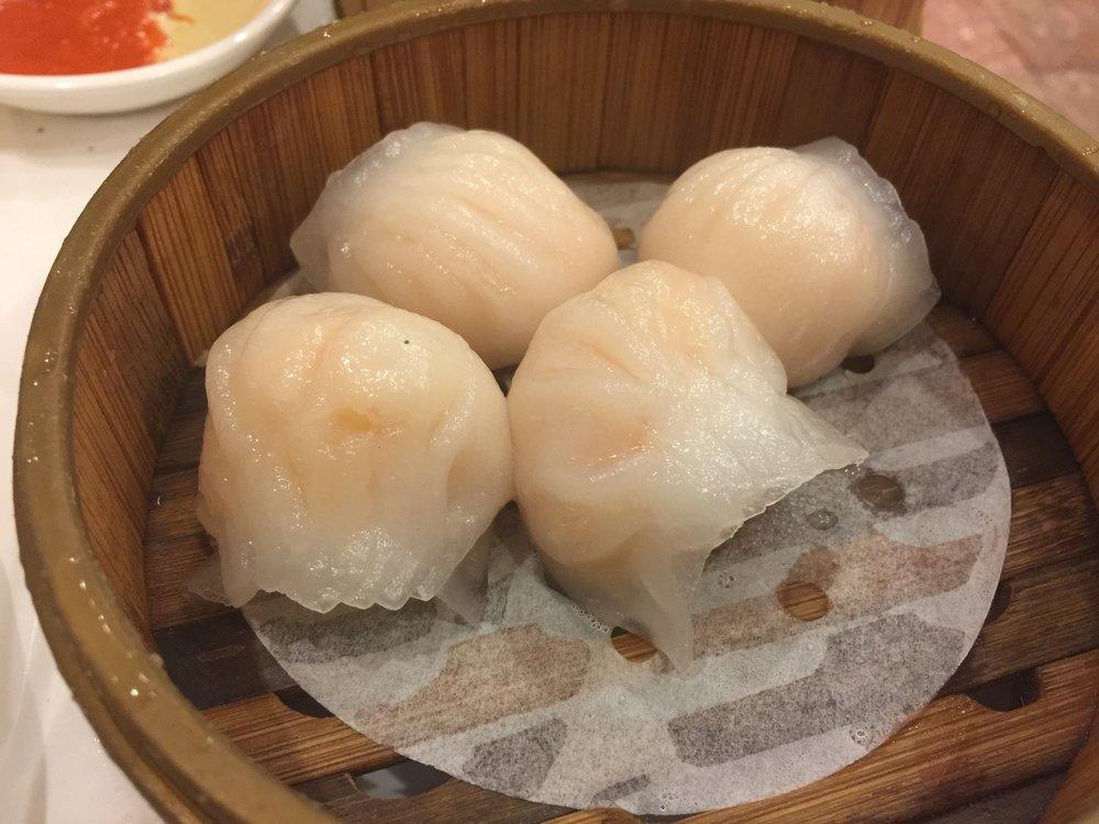 Hargow Shrimp Dumplings
