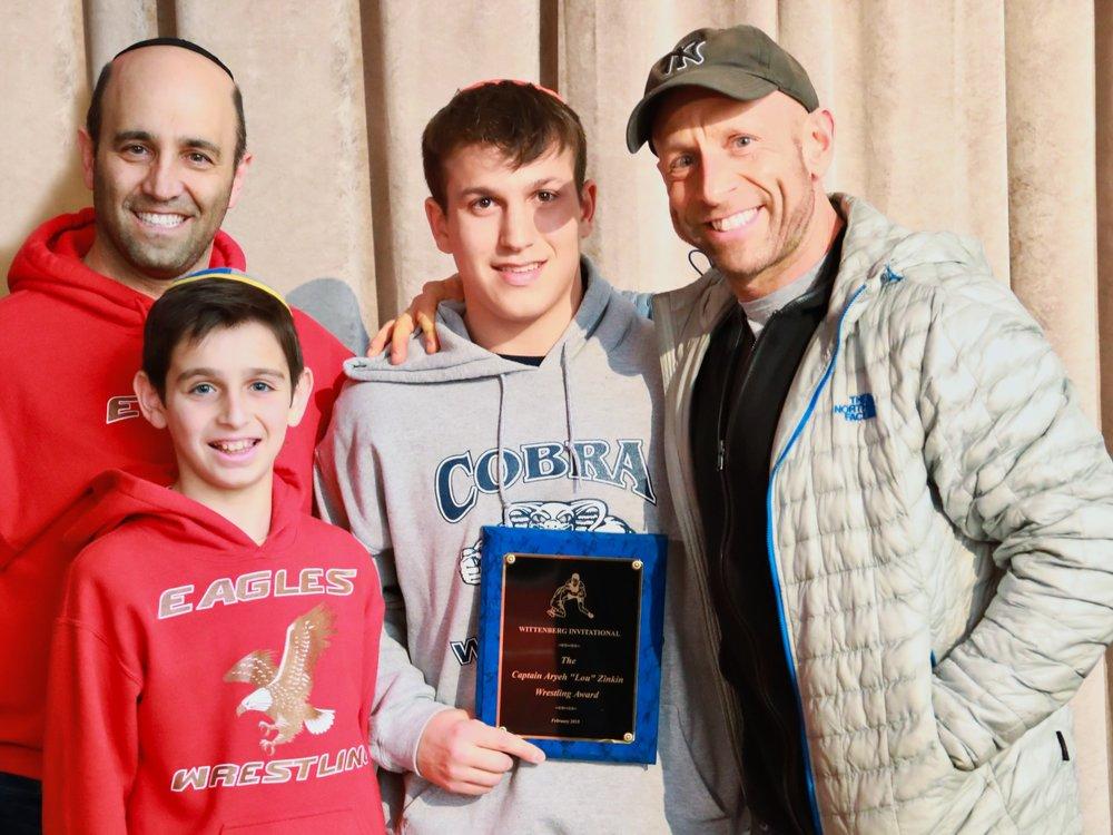 Aharon Braun2018 Award Winner - 195, Rae Kushner Yeshiva High School