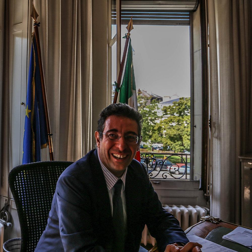 Antonino La Piana © ilQuaderno / Ginevra / 23 agosto 2017
