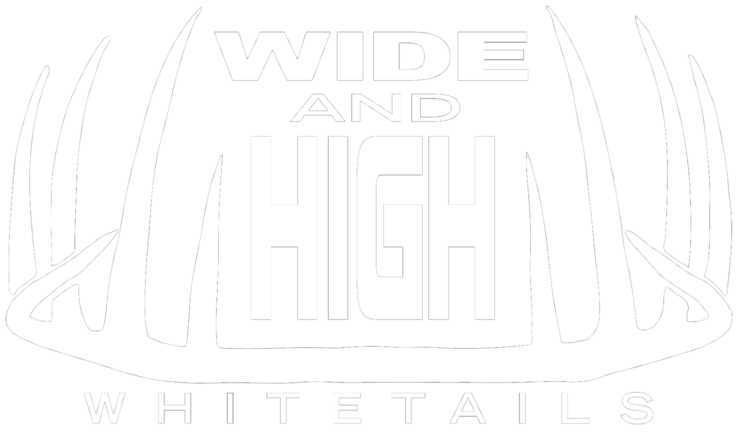 Wide & High Whitetails