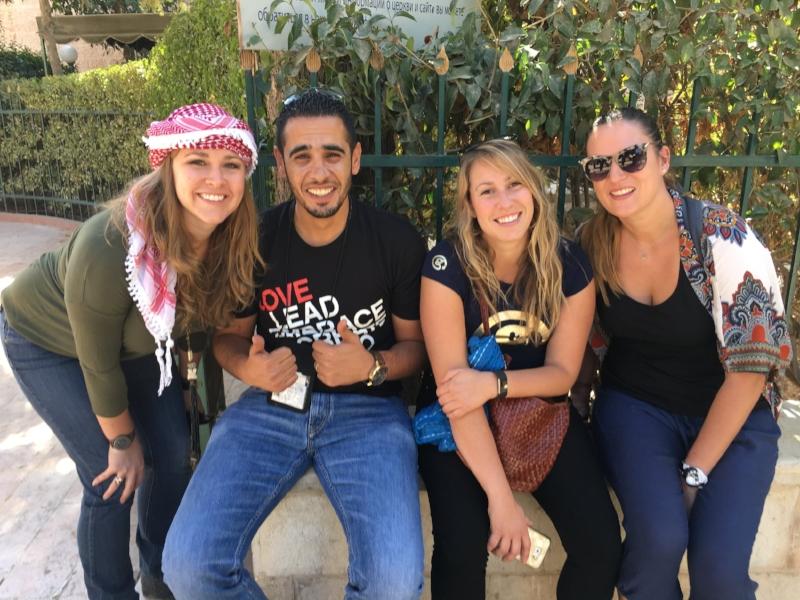 Traveling with G Adventures in Jordan