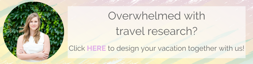 overwhelmed with travel research? Design your vacation together with Undiscovered Sunsets!
