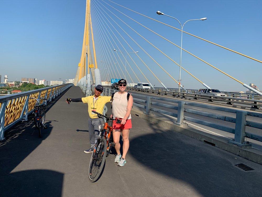 Bangkok by Bike with Urban Adventures