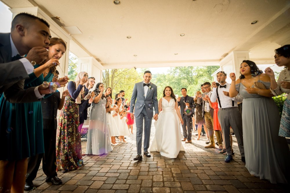 The Tides Estate Summer Wedding